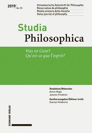 Studia philosophica