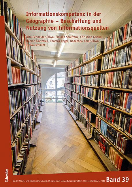 Basler Stadt- und Regionalforschung