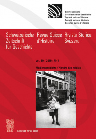 SZG Vol. 60 / 2010 / Nr. 1