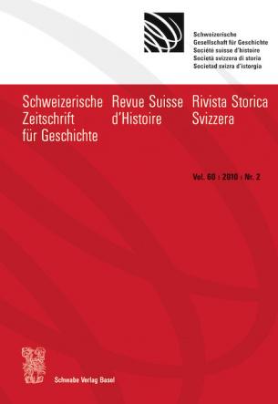 SZG Vol. 60 / 2010 / Nr. 2