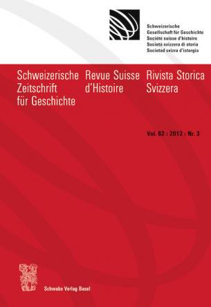 SZG Vol. 62 / 2012 / Nr. 3