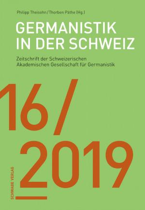 Germanistik in der Schweiz