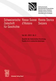 SZG Vol. 62 / 2012 / Nr. 2