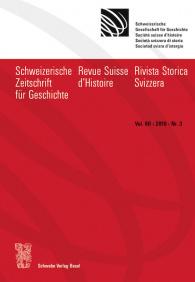 SZG Vol. 60 / 2010 / Nr. 3