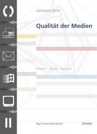 Jahrbuch 2013 Qualität der Medien