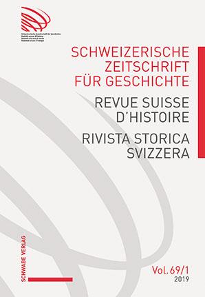 Schweizerische Zeitschrift für Geschichte