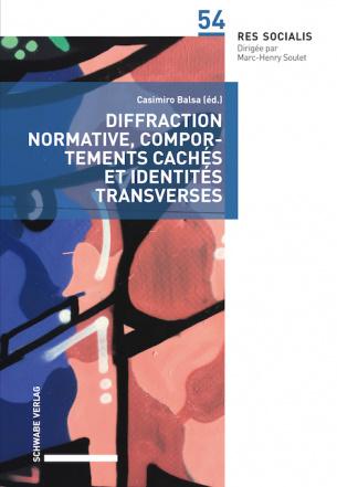 Diffraction normative, comportements cachés et identités transverses