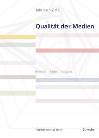 Jahrbuch 2017 Qualität der Medien