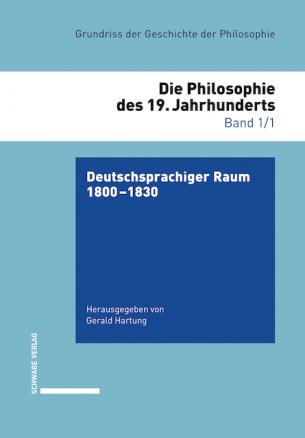 Philosophie im deutschsprachigen Raum 1800-1830