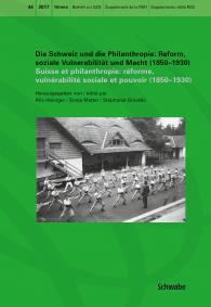 Die Schweiz und die Philanthropie Suisse et philanthropie