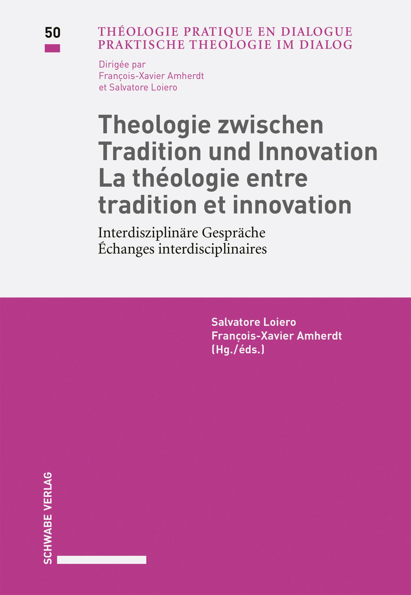 Praktische Theologie im Dialog / Théologie pratique en dialogue
