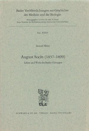 Basler Veröffentlichungen zur Geschichte der Medizin und der Biologie