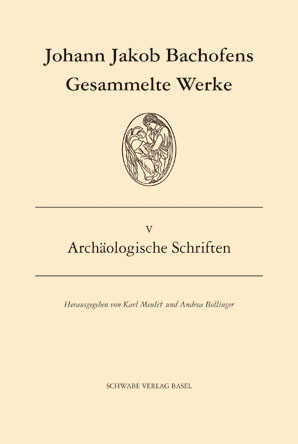 Johann Jakob Bachofens Gesammelte Werke (Leder)