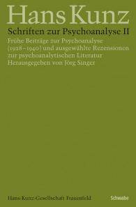 Schriften zur Psychoanalyse II