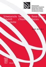 SZG Vol. 64 / 2014 / Nr. 3