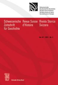 SZG Vol. 61 / 2011 / Nr. 3