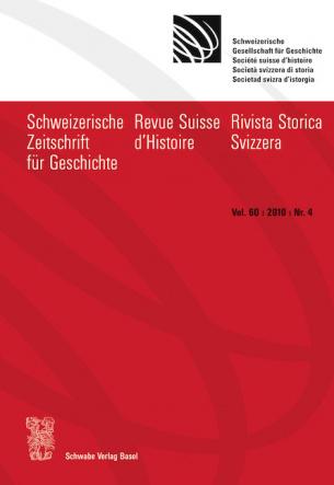 SZG Vol. 60 / 2010 / Nr. 4