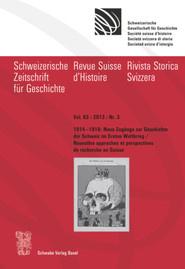 SZG Vol 63 / 2013 / Nr. 3