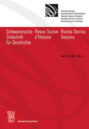 SZG Vol. 62 / 2012 / Nr. 1