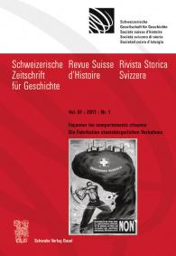 SZG Vol. 61 / 2011 / Nr. 1