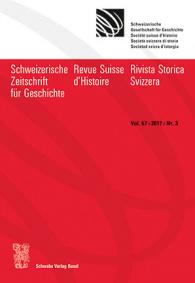 SZG Vol. 67 / 2017 / Nr. 3