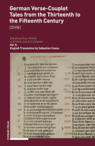 German Verse-Couplet Tales from the Thirteenth to the Fifteenth Century