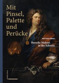 Mit Pinsel, Palette und Perücke