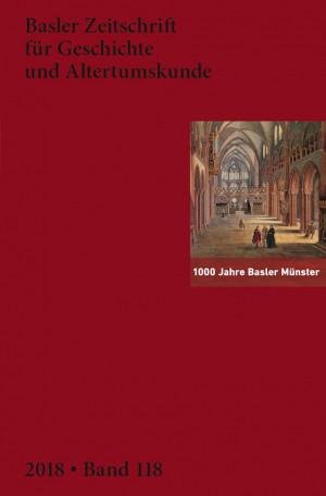 Basler Zeitschrift für Geschichte und Altertumskunde