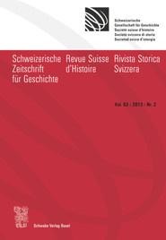 SZG Vol. 63 / 2013 / Nr. 2