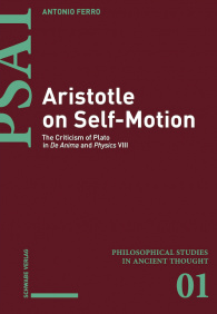 Aristotle on Self-Motion