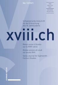 xviii.ch, Vol. 12/2021