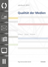 Jahrbuch 2012 Qualität der Medien