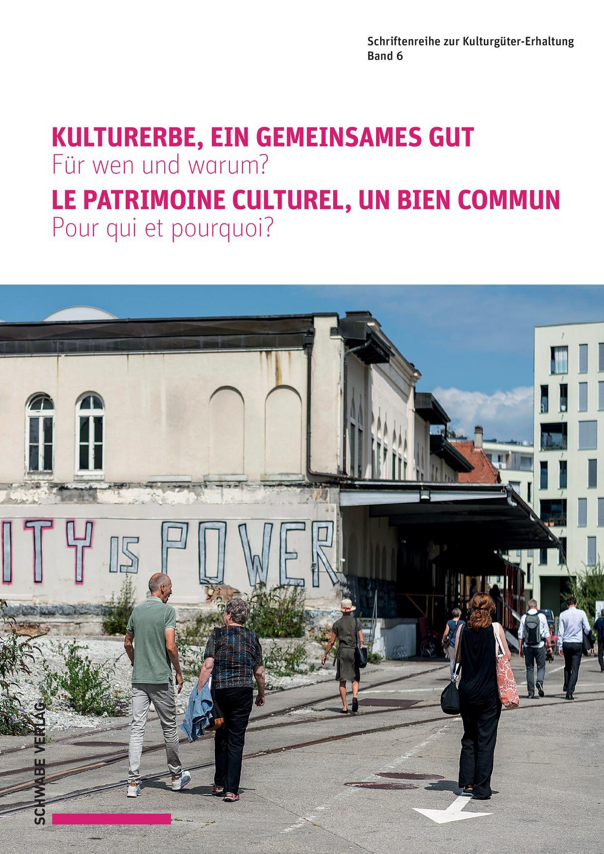 Schriftenreihe zur Kulturgüter-Erhaltung