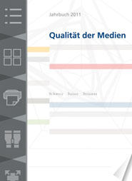 Jahrbuch 2011 Qualität der Medien (Flipping Book)