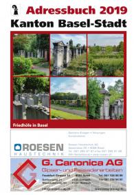 Basler Adressbuch 2019
