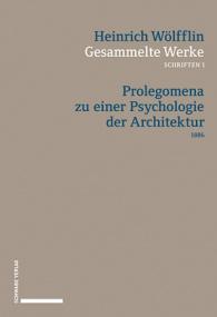 Prolegomena zu einer Psychologie der Architektur (1886)