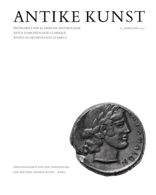 Antike Kunst 63, 2020