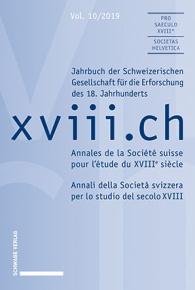 xviii.ch, Vol. 10/2019